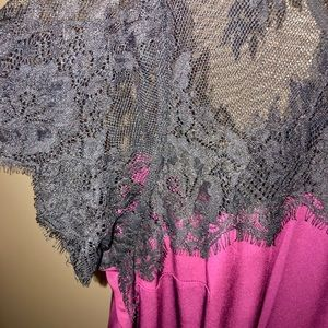 Beautiful Lacey sleeved blouse